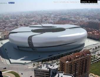 Valencia FC Nuevo Estadio