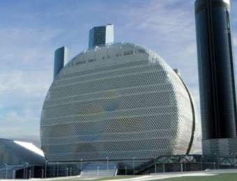 CICCM Centro Internacional de Convenciones y Congresos de Madrid